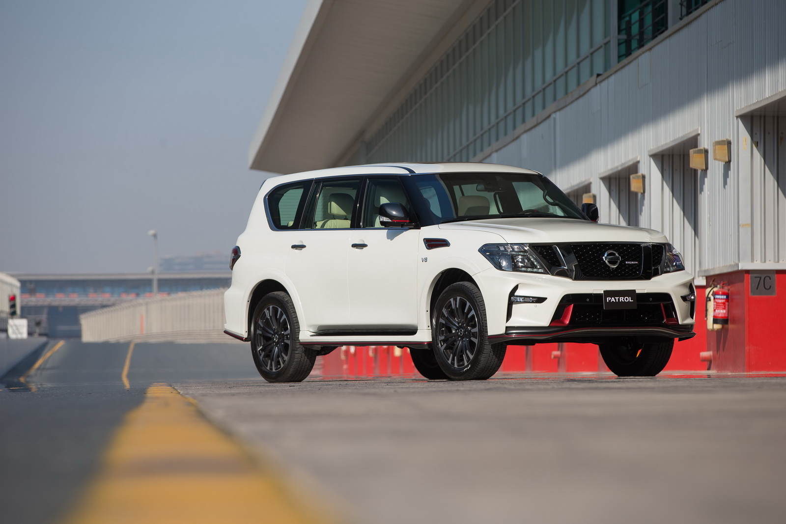 Nissan Patrol gets the Nismo Touch - ForceGT.com