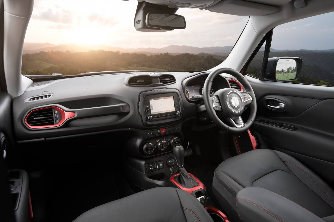 Jeep Renegade Pricing And Specification Announced