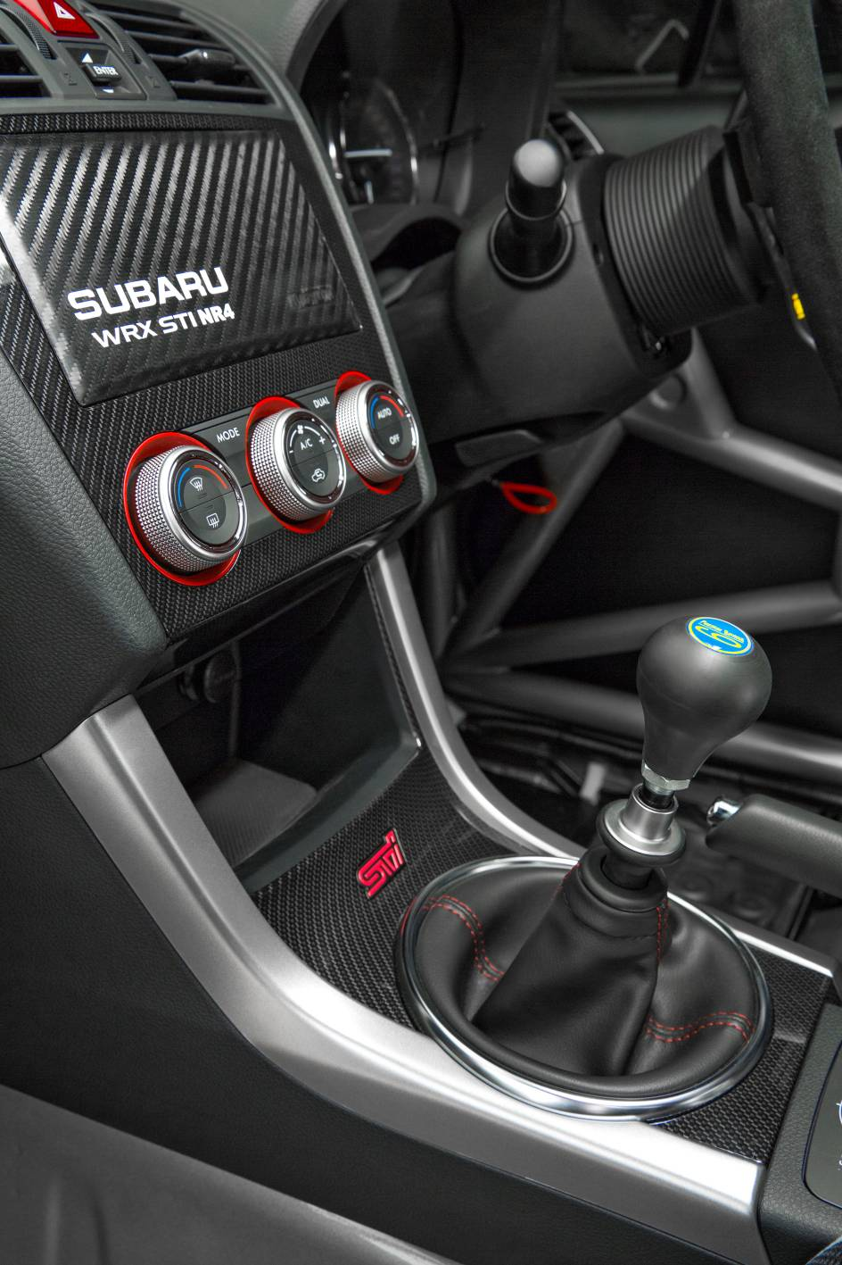 Subaru Fires Up Motorsport Ready Wrx Sti Nr4 Forcegt Com