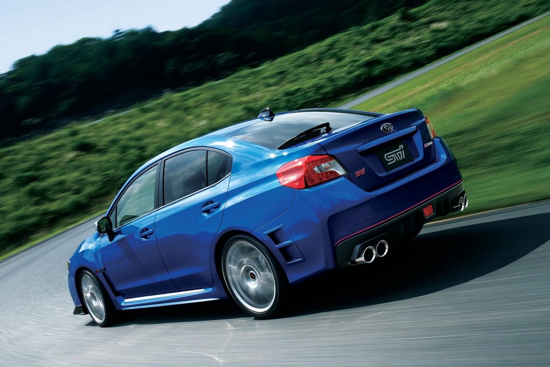 Subaru Unleashes Wrx Sti S207 Limited Edition Forcegt Com