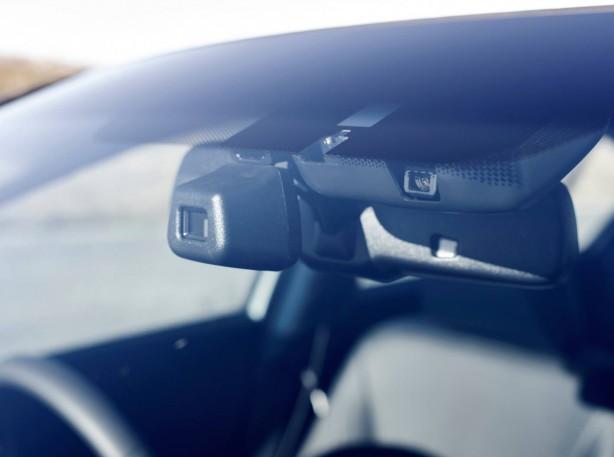 2015 Honda Accord Sport Hybrid front mounted camera