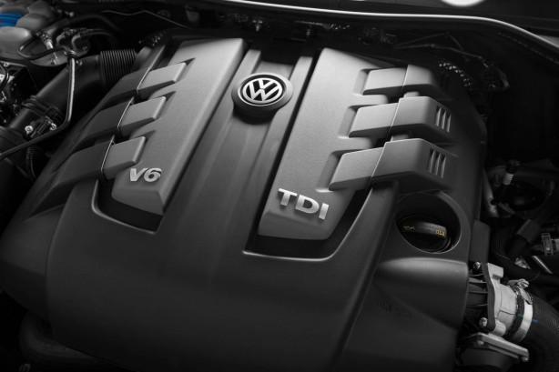 Volkswagen 3.0-litre TDI V6 engine