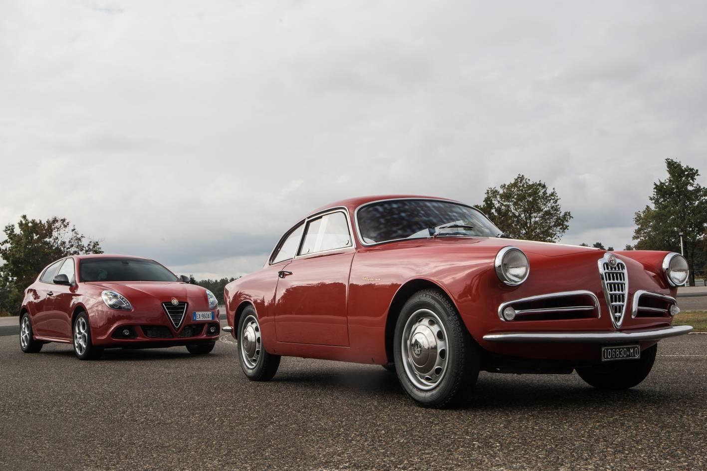 Alfa Romeo Giulietta Sprint Offers Modern Take On Italian