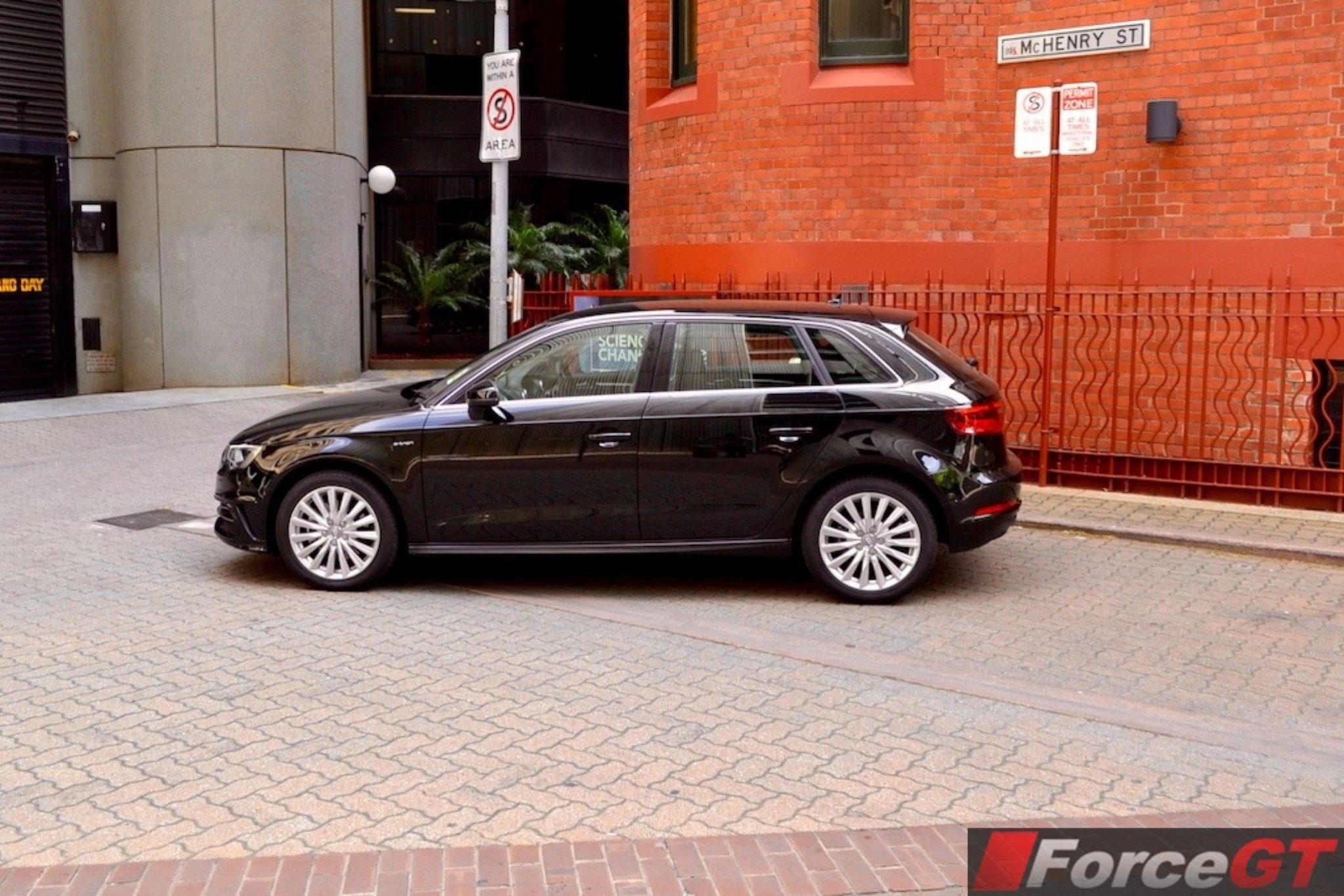 Audi A3 Review: 2015 Audi A3 Sportback e-tron