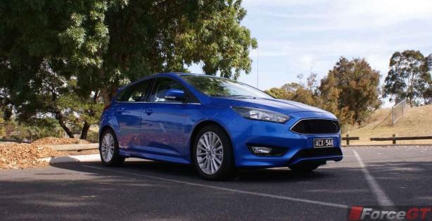 2015 Ford Focus Sport Hatch