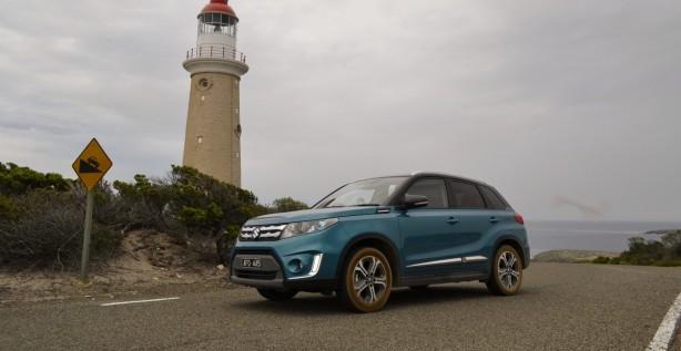 2015 Suzuki Vitara RT-X - main