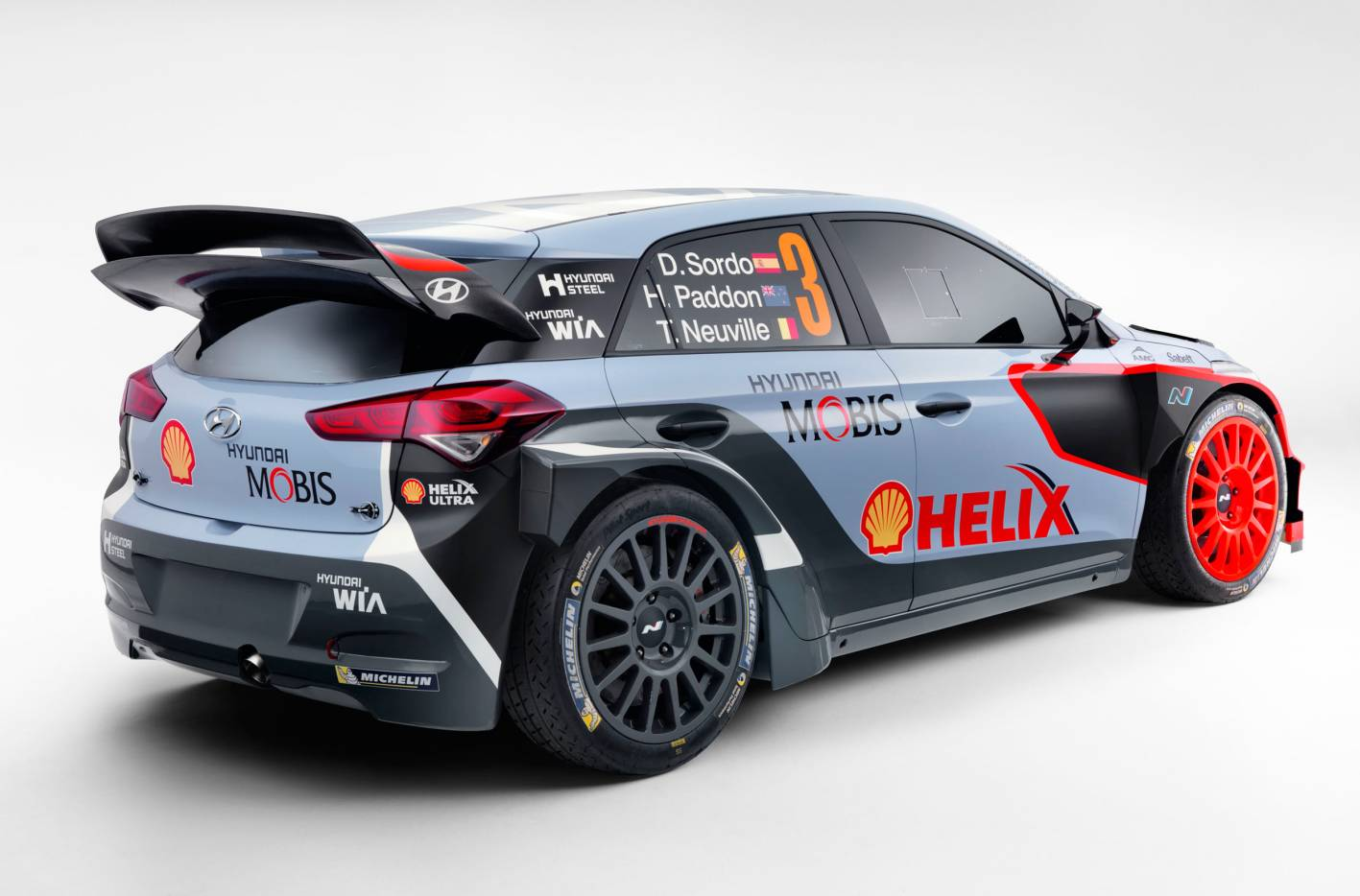 2016 Hyundai I20 Wrc Rear Quarter Forcegt Com