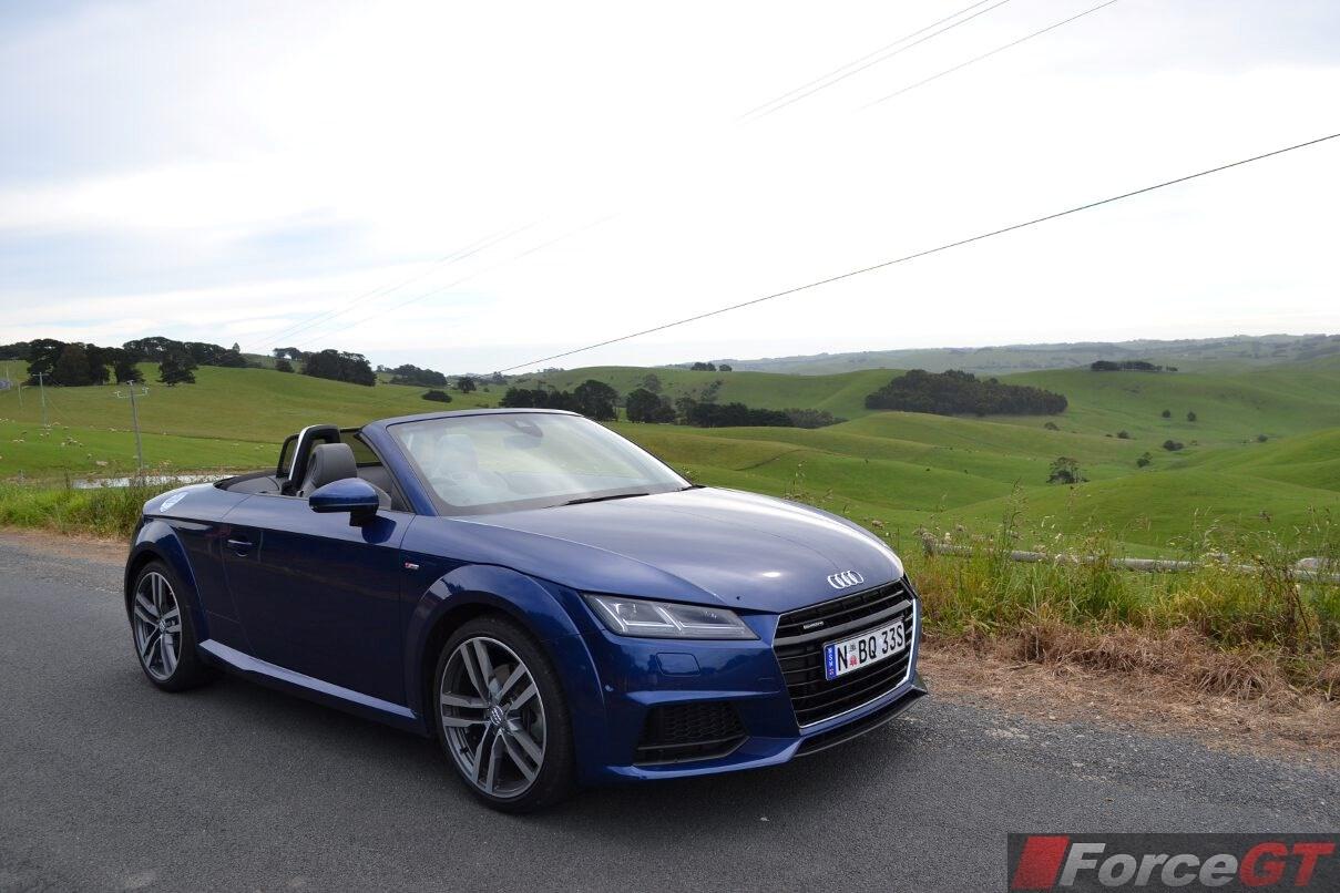 Audi Tt Review 2016 Audi Tt Roadster