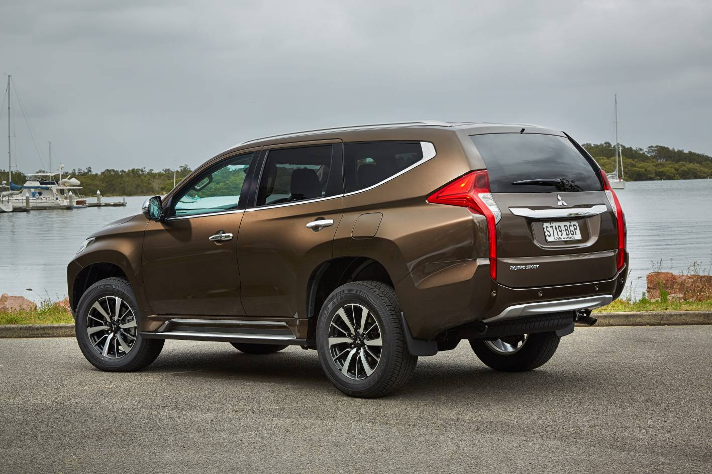 Mitsubishi Cars News All New Pajero Sport Launched From