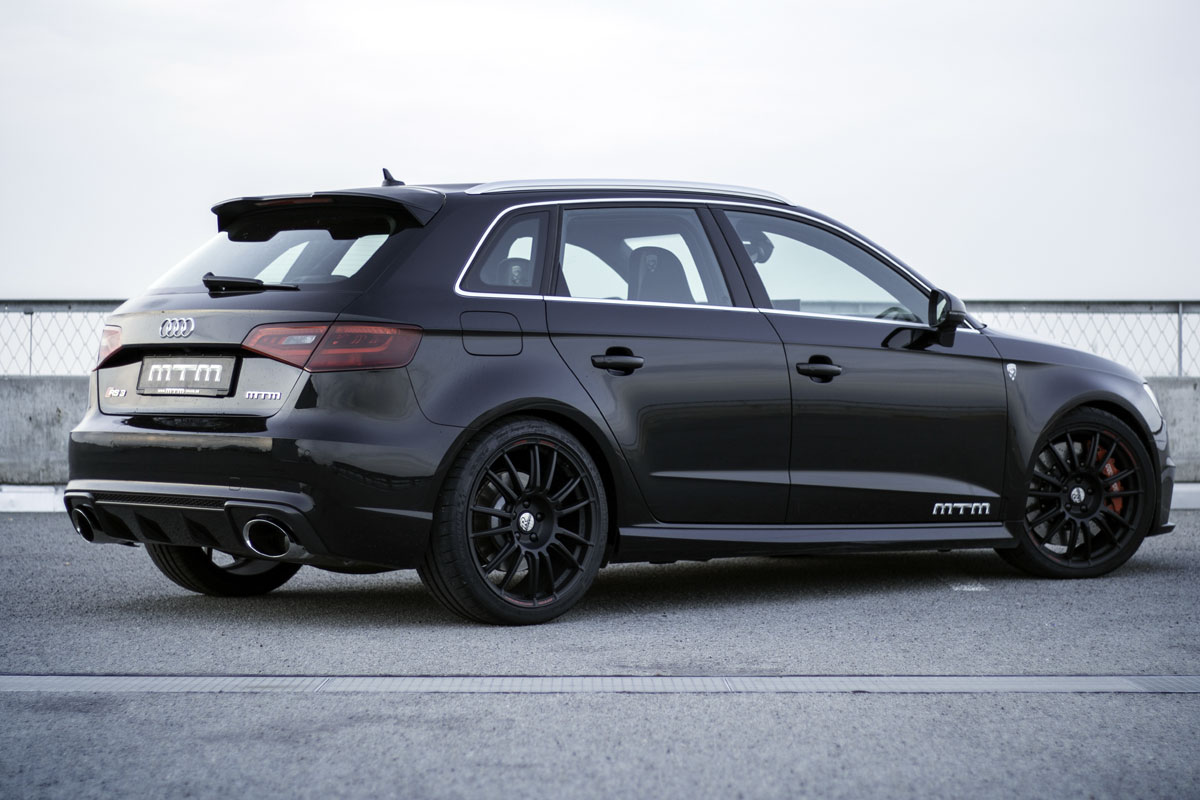 Audi 3 0 T >> MTM pumps up Audi RS3 with big power - ForceGT.com