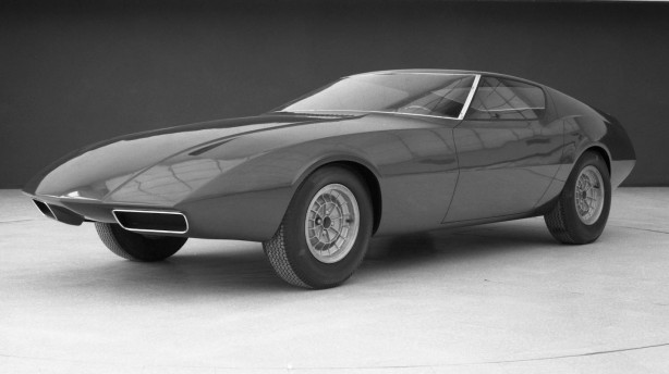 1964 Vauxhall GT Concept