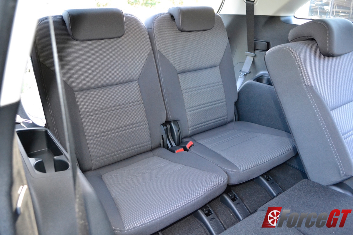 2015 Kia Sorento Third Row Seats