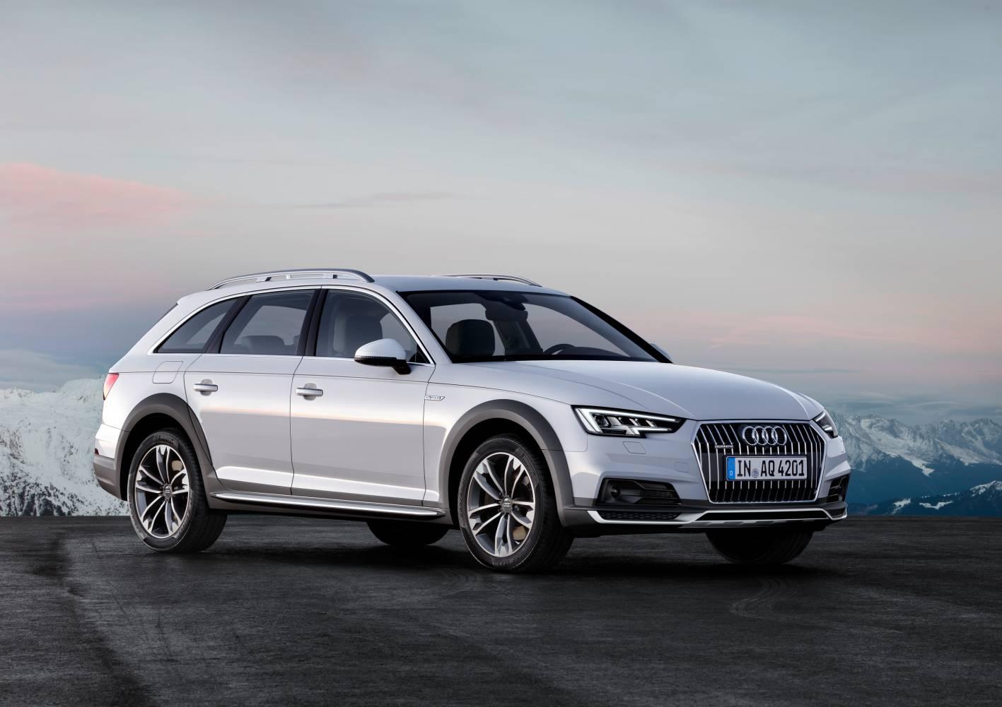 2016 Audi A4 Allroad quattro goes official - ForceGT.com