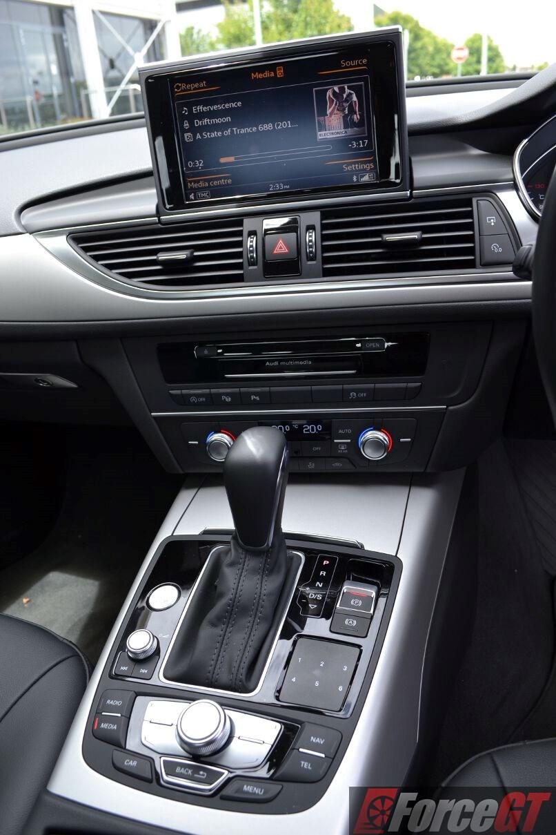 2016 Audi A6 3 0t Interior: Audi A6 Review: 2016 Audi A6 1.8 TFSI