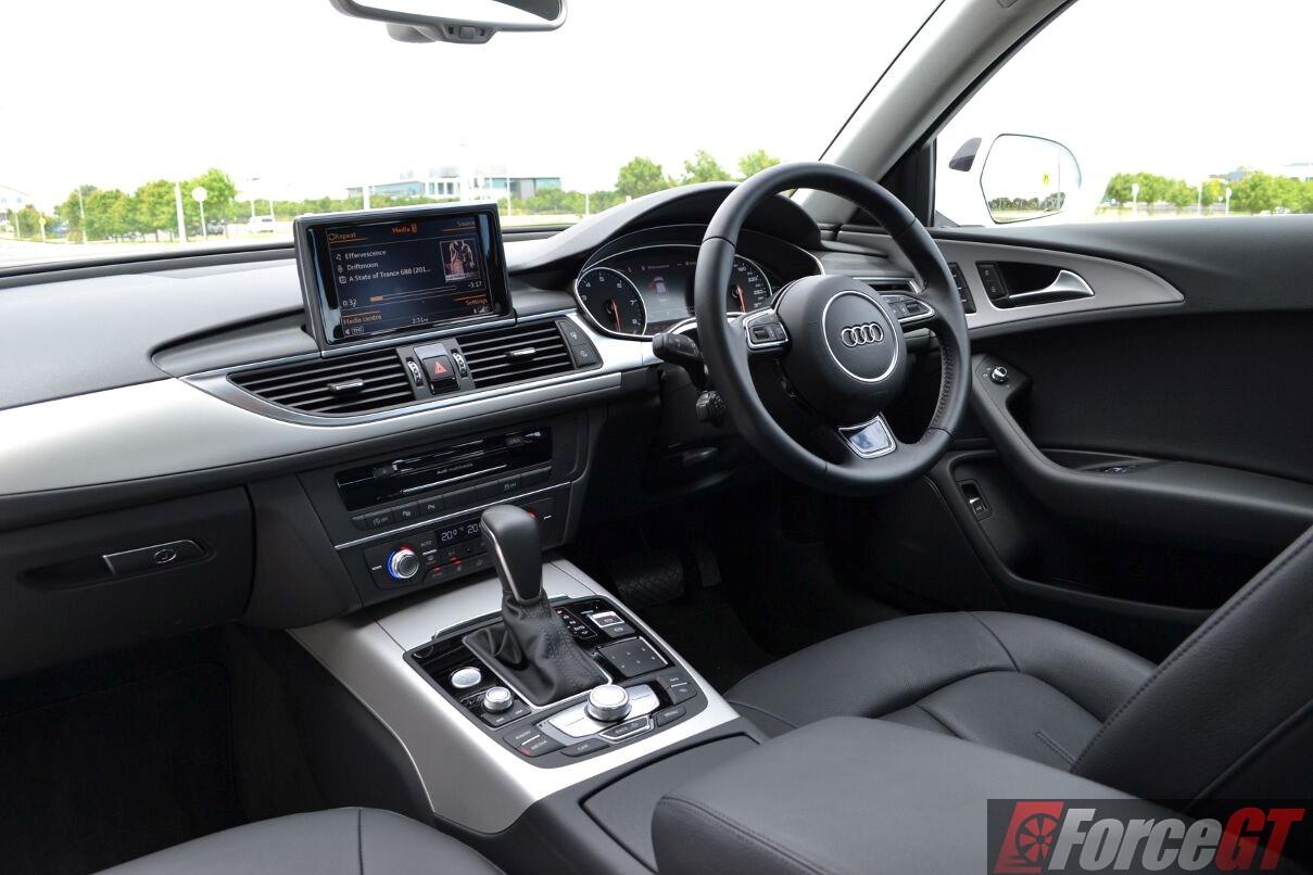 Audi A6 Review: 2016 Audi A6 1.8 TFSI