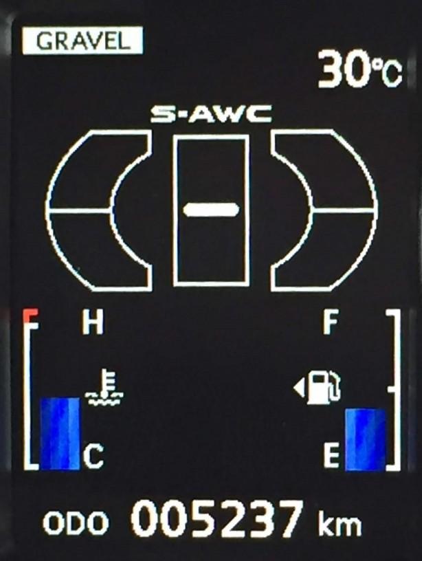 Lancer Evolution Mitsubishi S-AWC, AYC, ABS, ASC, ACD