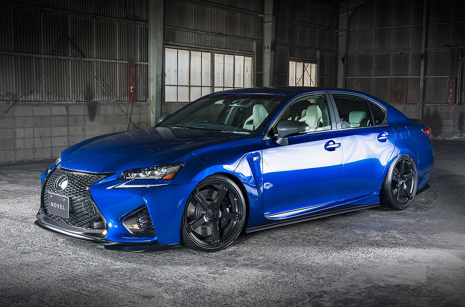 Novel Introduces Lexus Gs F Body Kit Forcegt Com
