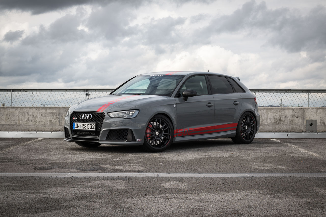 Mtm Tuned Audi Rs3 Does 0 100 In 3 6 Seconds