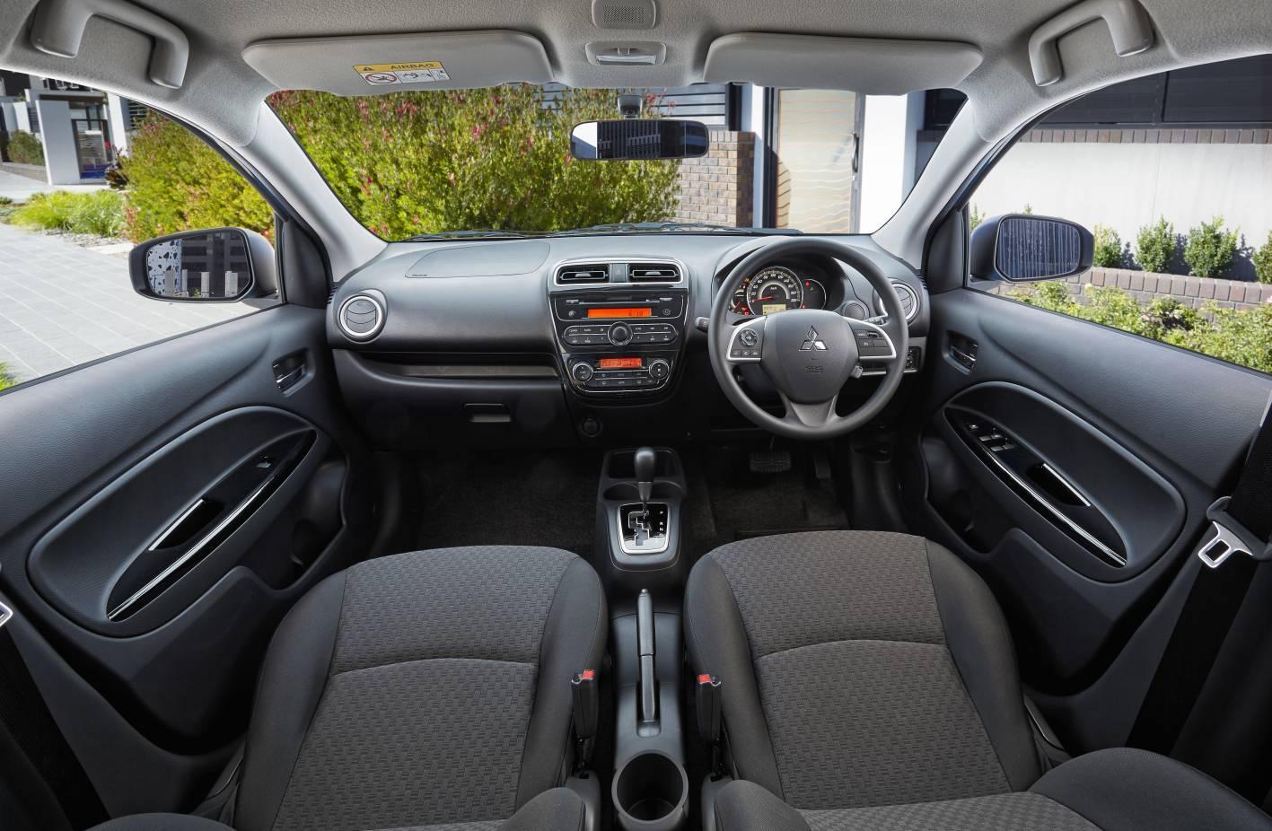 Mitsubishi Cars News Mitsubishi Mirage Facelifted For 2016