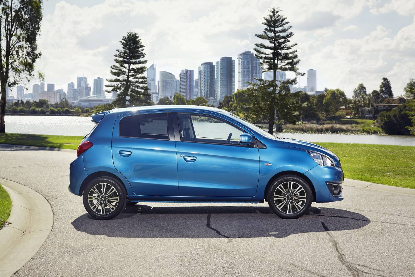 News: Mitsubishi Mirage Facelifted For 2016