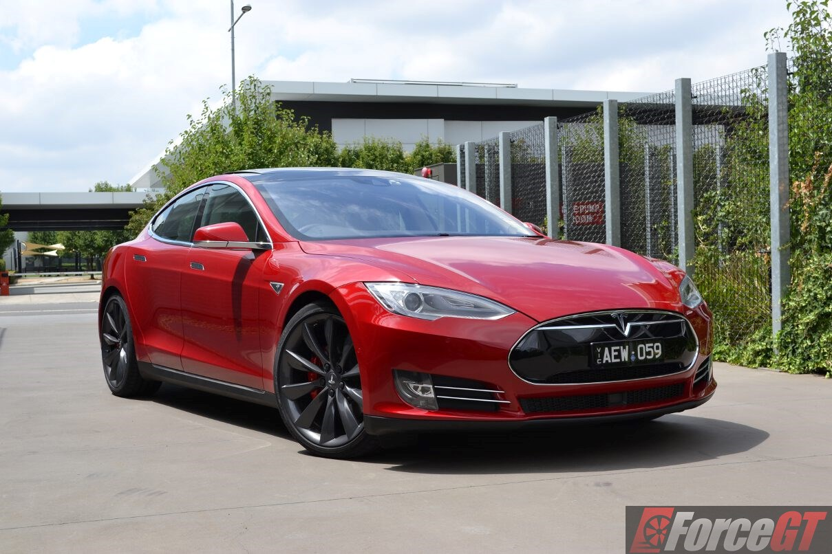 Hacker Discovers Tesla Model S P100d May Be In The Works