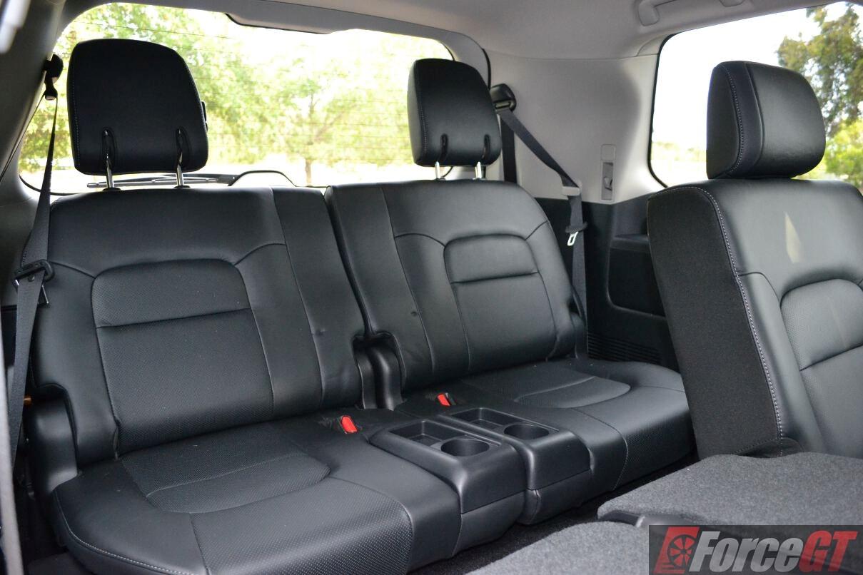 Aftermarket Third Row Seat >> Toyota LandCruiser Series 200 Review: 2016 LandCruiser Sahara
