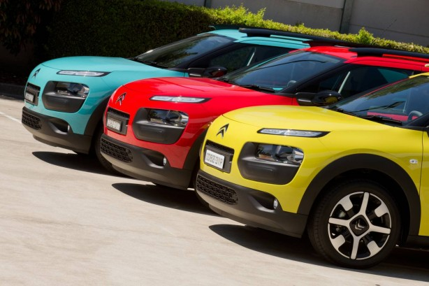 Citroen Cars - News: C4 Cactus on sale from a modest $26,990
