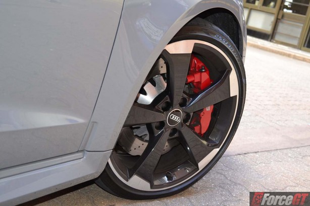 forcegt 2016 audi rs3 sportback wheel