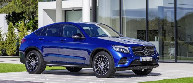 forcegt 2016 mercedes-benz glc coupe - main