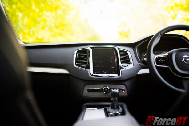 forcegt 2016 volvo xc90 9-inch touchscreen