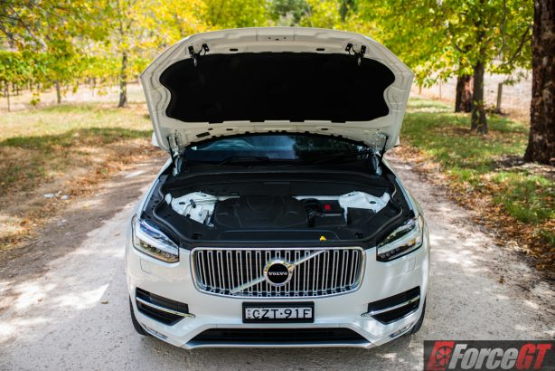 forcegt 2016 volvo xc90 engine