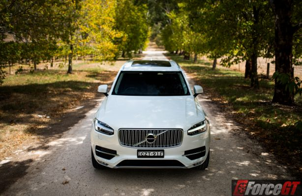 forcegt 2016 volvo xc90 front