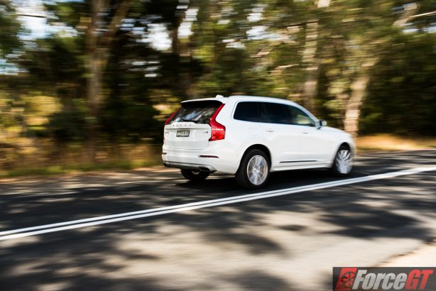 forcegt 2016 volvo xc90 rear quarter