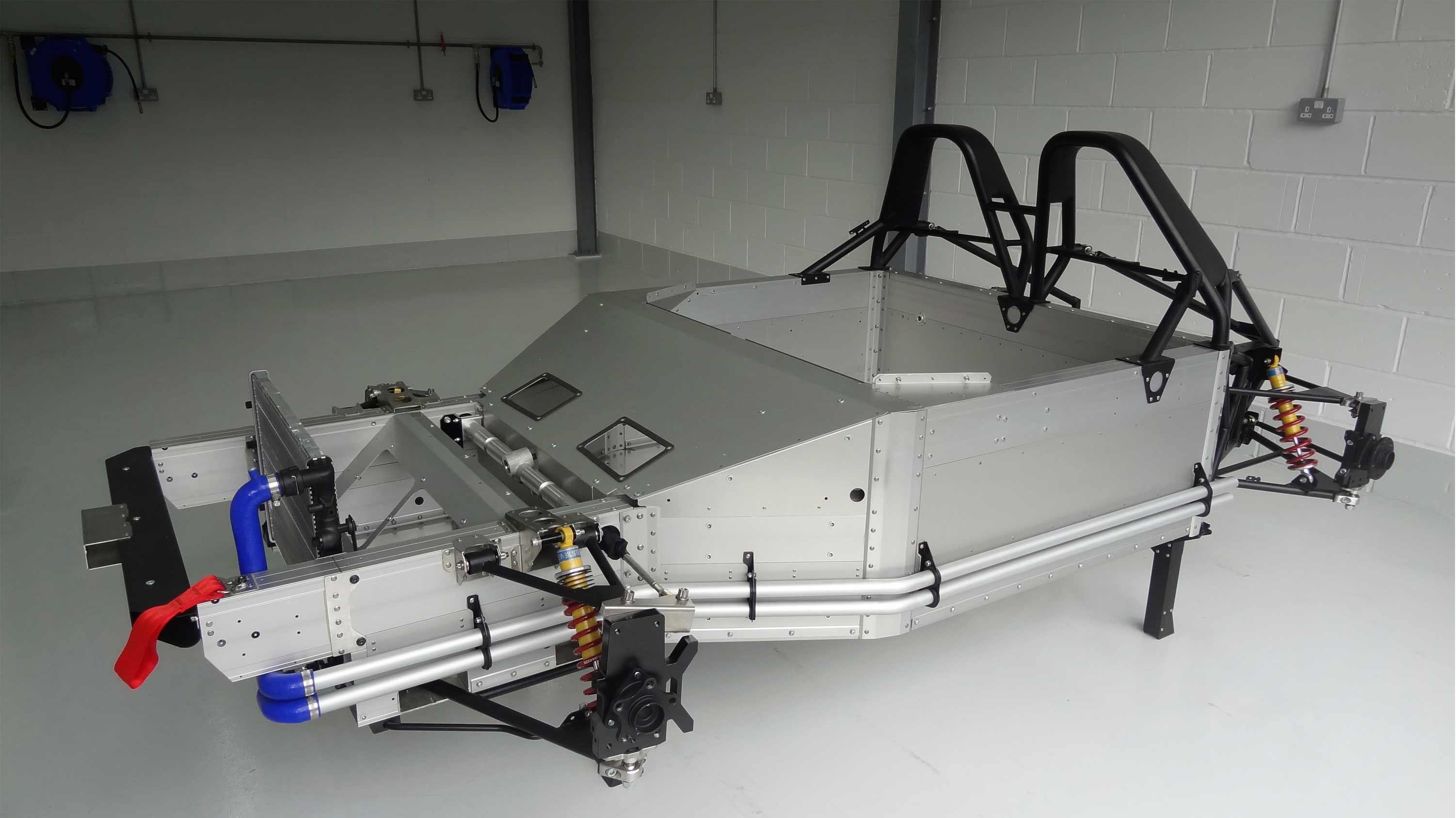 A Look At Mexico S Own Supercar The Vuhl 05