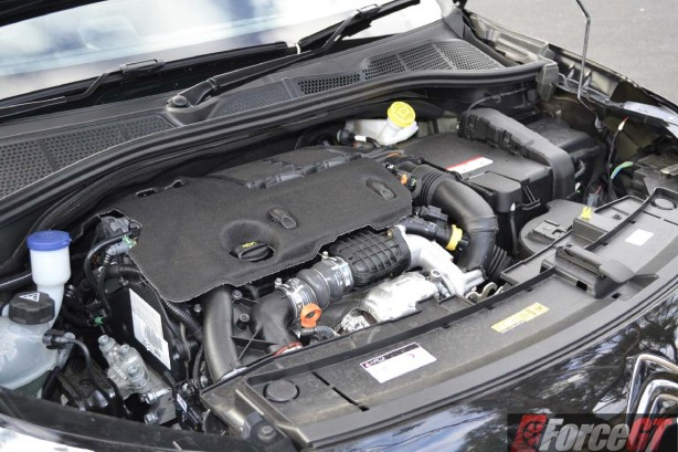 2016 Citroen C4 Cactus engine
