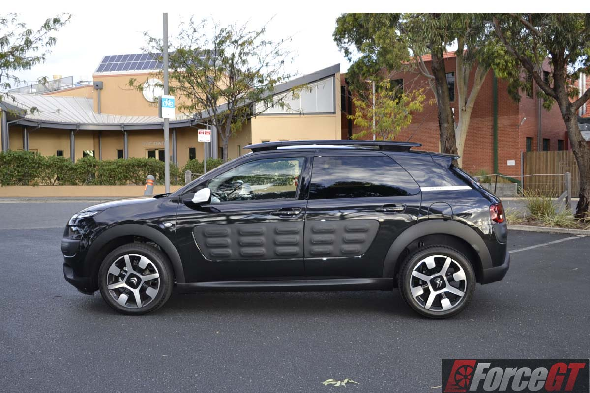 Tucson Dimensions 2017 >> 2016 Citroen C4 Cactus Review