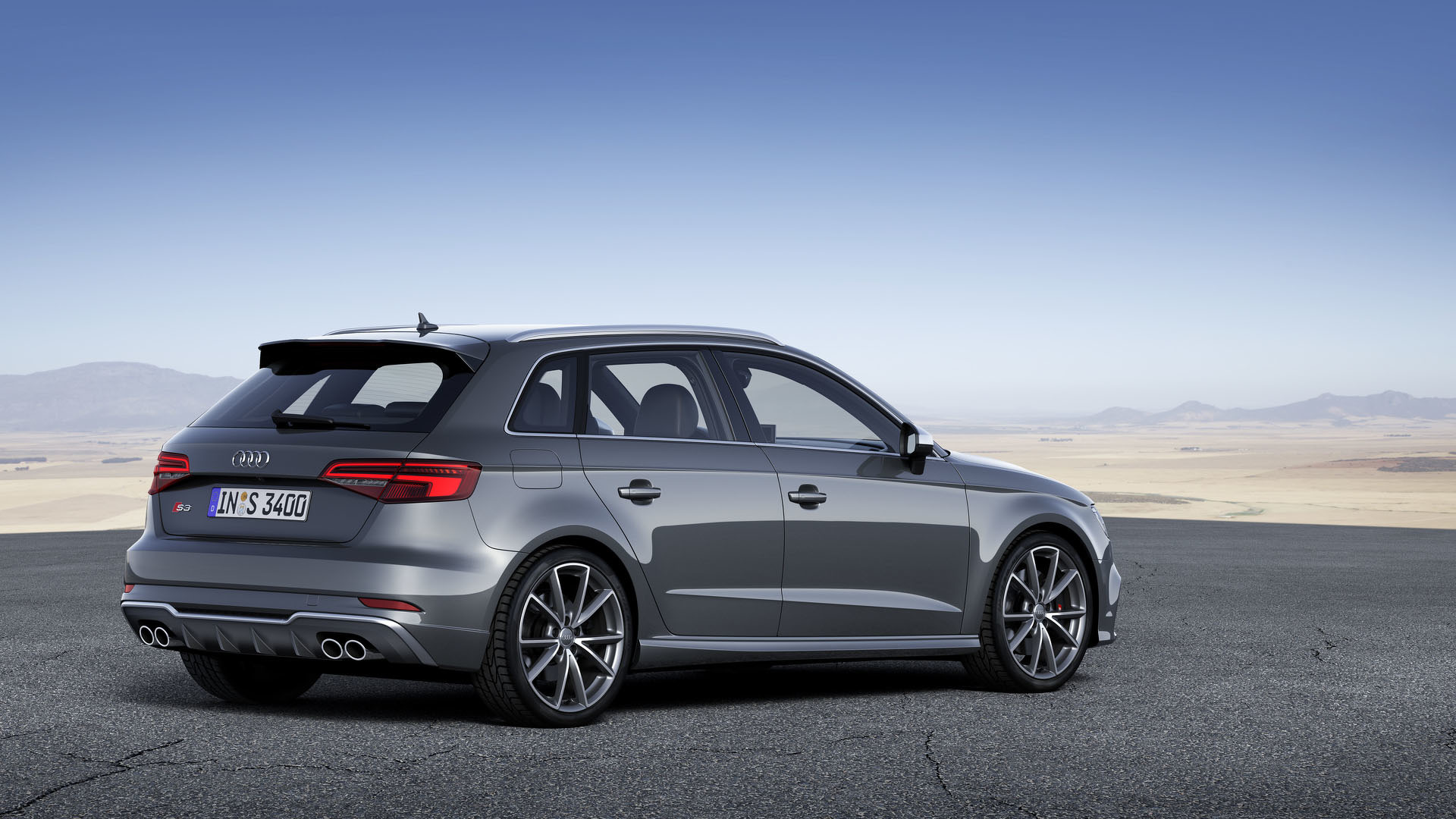 Audi Cars News Facelifted A3 And S3 Range Unveiled