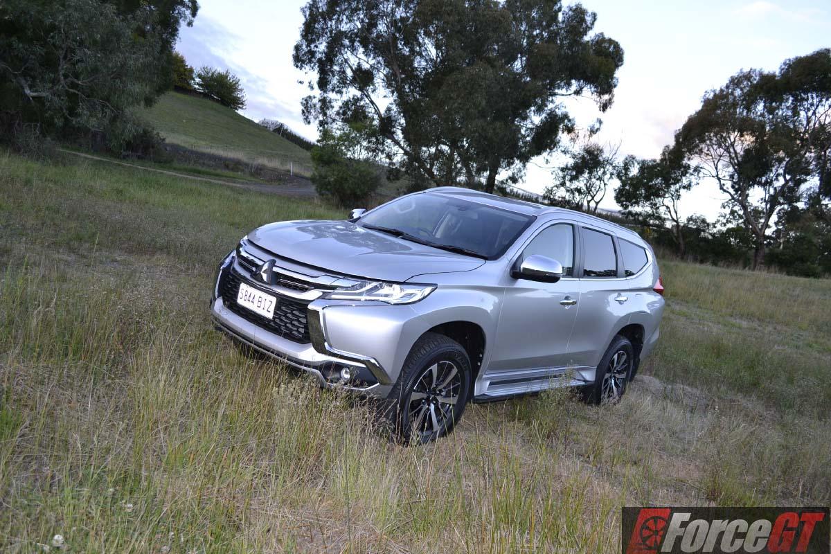 2016 Mitsubishi Pajero Sport Review