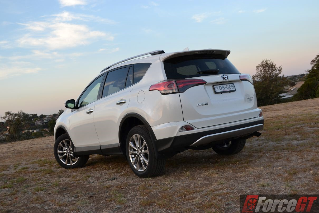 Mazda Cx 5 Towing Capacity >> Toyota RAV4 Review: 2016 Toyota RAV4