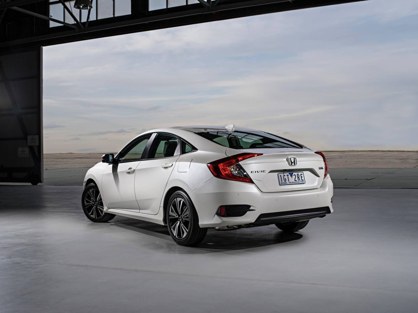 Honda Cars News All New 2016 Civic Priced From Sub 23k