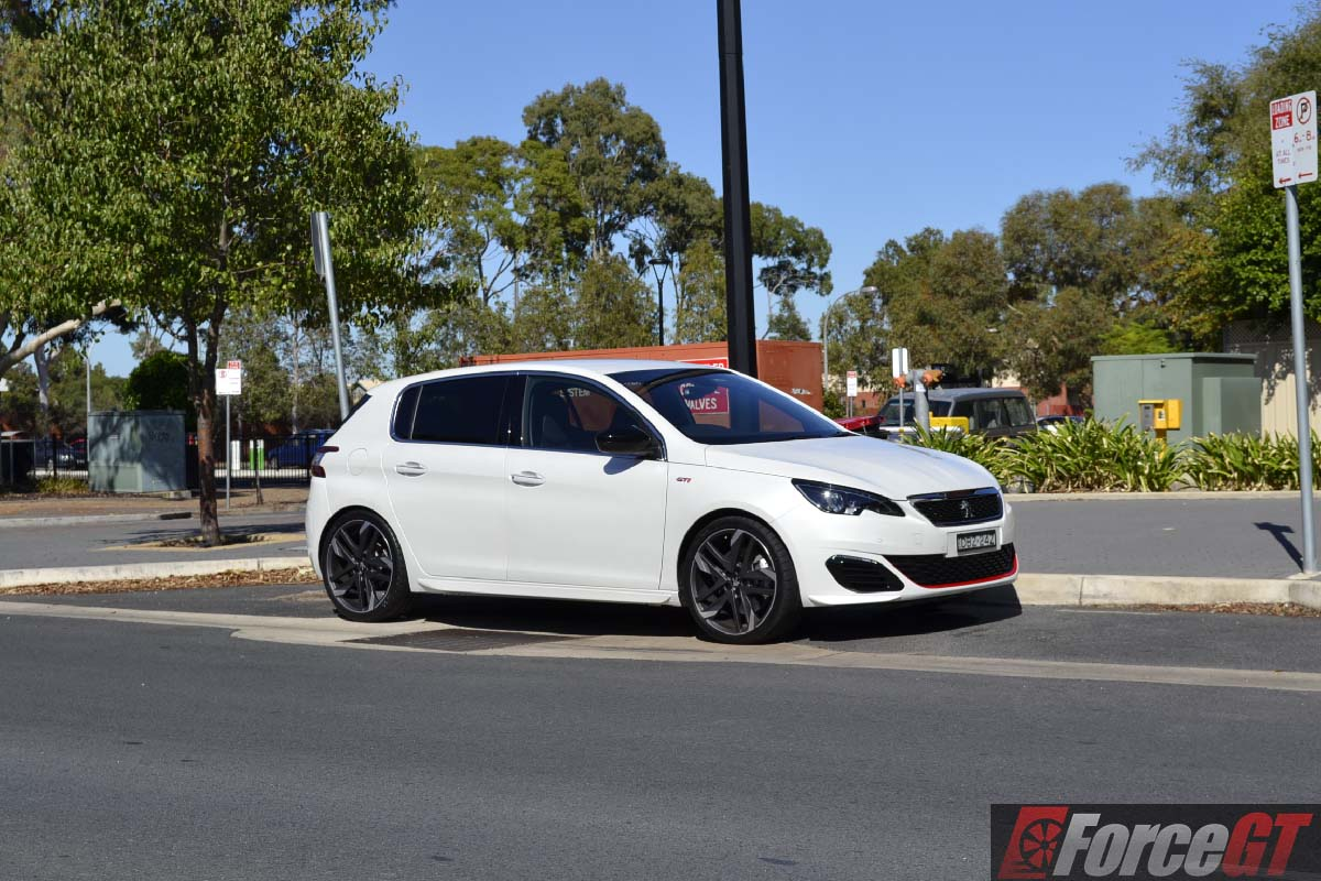 Camry Vs Accord >> Peugeot 308 Review: 2016 Peugeot 308 GTi 250