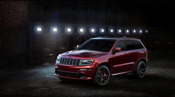 forcegt jeep grand cherokee srt night front quarter