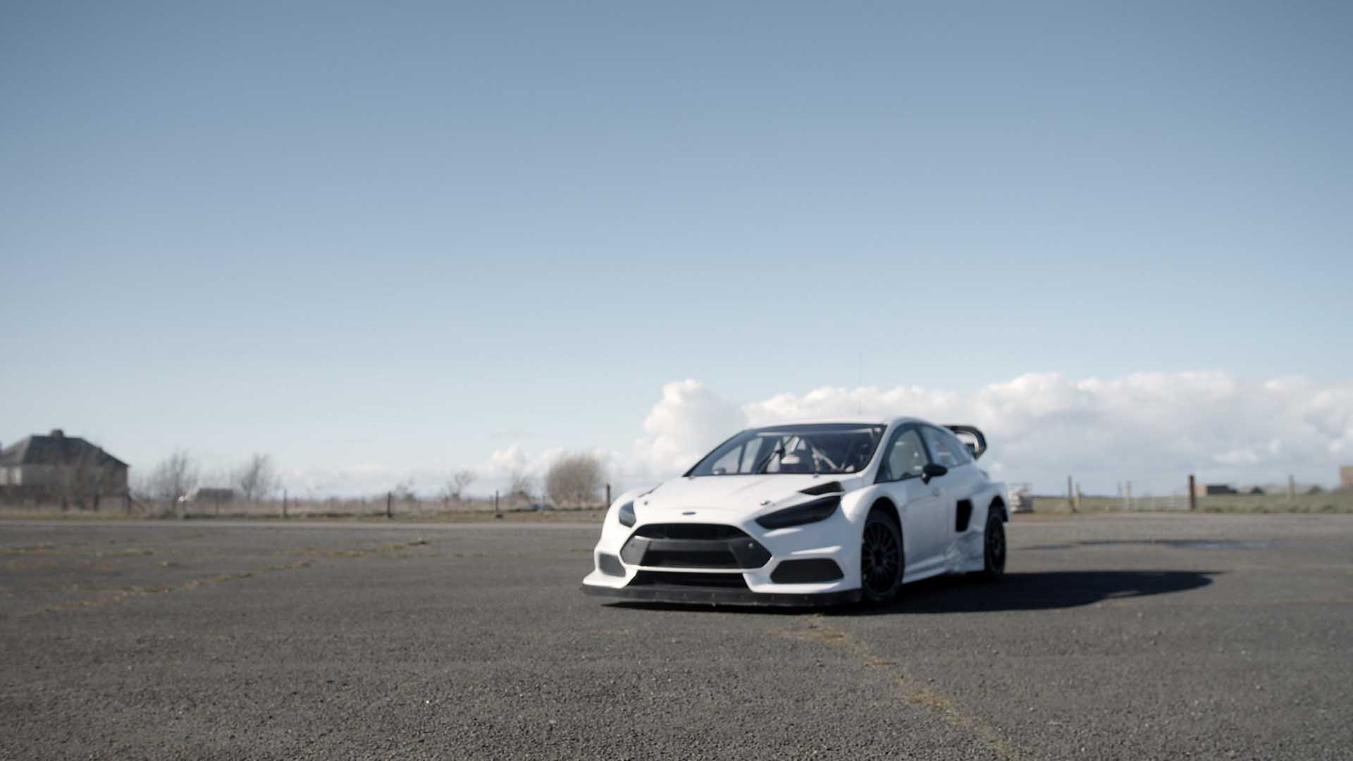 New Documentary From Ford Shows Focus Rs Rx Development
