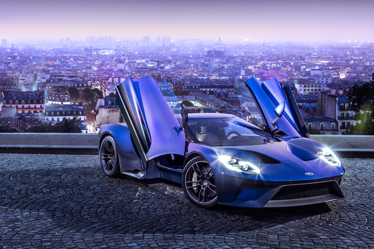 Ford Gt Configurator Goes Live For Prospective Buyers