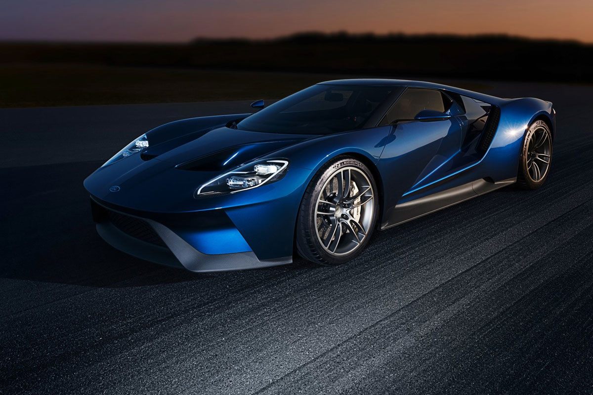 Production Of The Ford Gt Will Be Limited To  Units Annually With The First Round Of Applications Being Accepted Through To  May