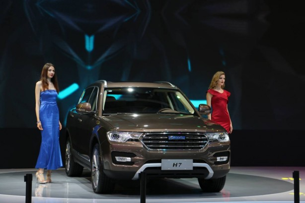 haval h7 launch