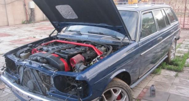 merc-cars-news-tuning-custom-bespoke-engine-swap-pagani-zonda-mercedes-w123-wagon-with-a-7.3-L-AMG-V12-3