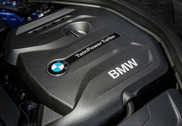 2016 bmw 430i gran coupe engine