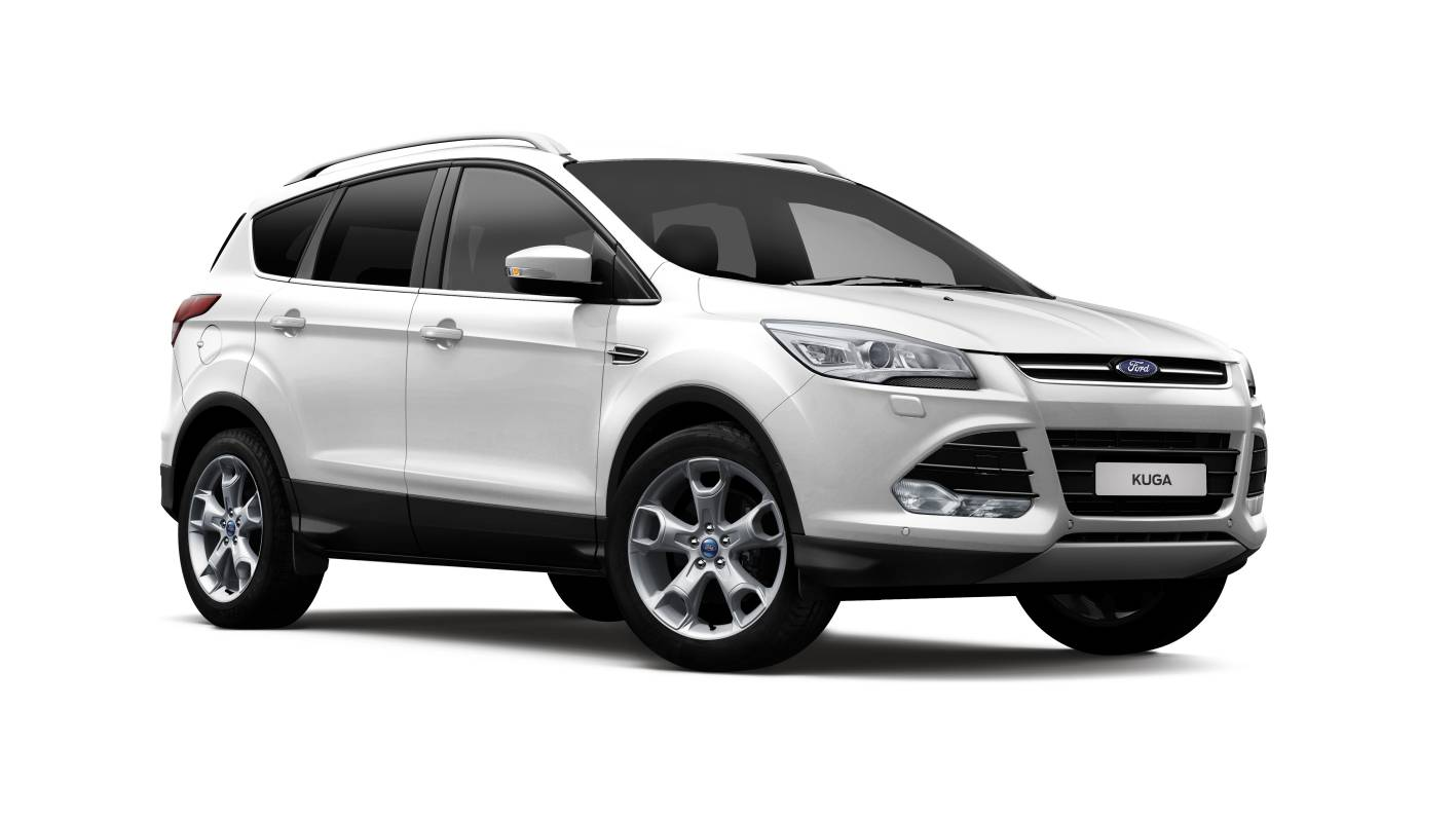 2016 Ford Kuga Ambiente now with sat-nav & reverse camera