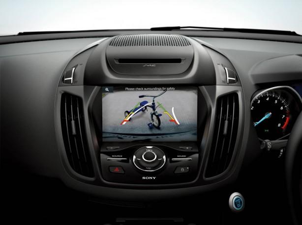 2016 ford kuga ambiente reverse camera